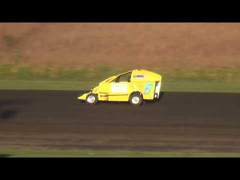 BCS Micro Mod Heats Benton County Speedway 9/18/16