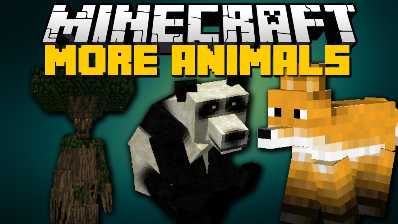Minecraft MORE CREATURES MOBS MOD Dragon Horses Moles Amp Sharks Mod Showcase YouTube