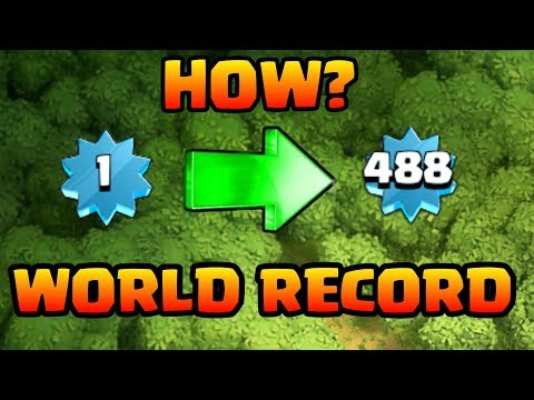 CLASH OF CLANS - NEW WORLD RECORD TOWN HALL 11 AND 488 XP ? (HINDI) SAM1735