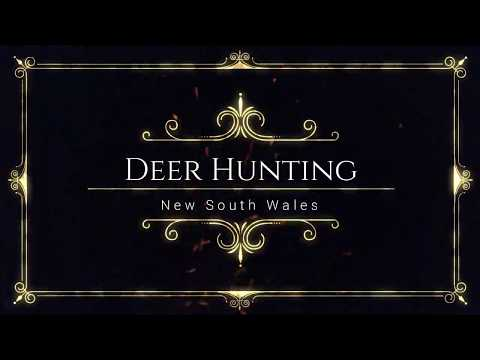 Deer Hunting NSW State Forests 2018