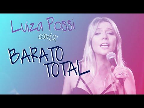 Luiza Possi - Barato Total Gal Costa  LAB LP