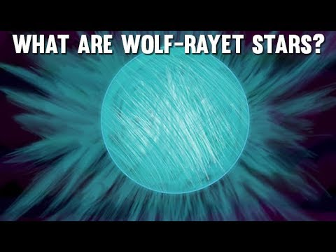 What Are WOLF-RAYET Stars?