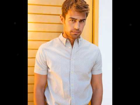 Theo james speed dating interview