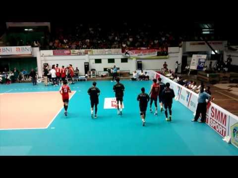 20170729 Korea Volleyball Lee Siwoo  In Gresik Indonesia
