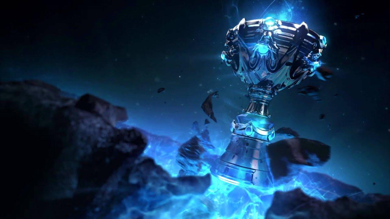 League Of Legends Zed Wallpaper Hd Worlds 2015 Finals Login Screen Lyrics Youtube