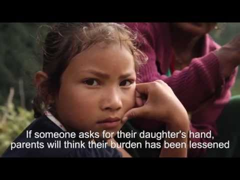 No Mountain Too High - Ending child marriage in Nepal on YouTube