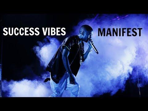 Big Sean - Manifest | SUCCESS VIBES (Motivational Music)