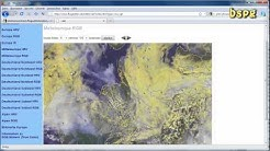 qad06, Wetterberatung für Piloten mit PC-Met des DWD