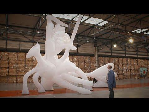 Bienal de Lyon, a metamorfose da arte e do espaço