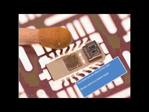 What is an integrated circuit?