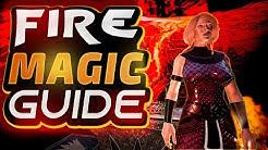 Fire Magic Guide - Age of Calamitous Conan Exiles