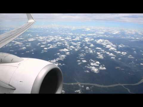Xiamen Airlines B737 Flight Review Hangzhou to Changsha