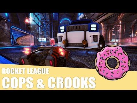 Rocket League #11: Cops & Crooks