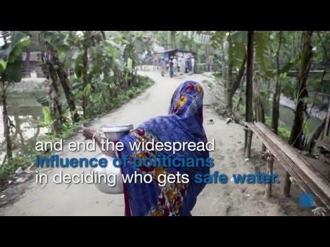 Bangladesh: 20 Million Drink Arsenic-Laced Water