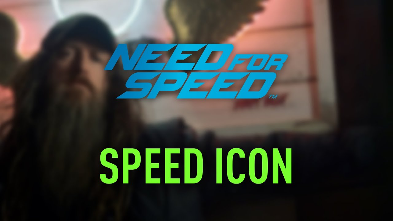 Need for Speed Icons - Magnus Walker - The speed icon of the 2015 street racing game, Need for Speed.