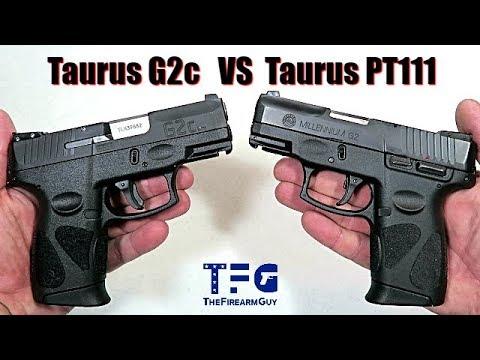 taurus g2c vs taurus