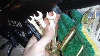 Минск Х250 Обзор Распаковка Золотого инструмента