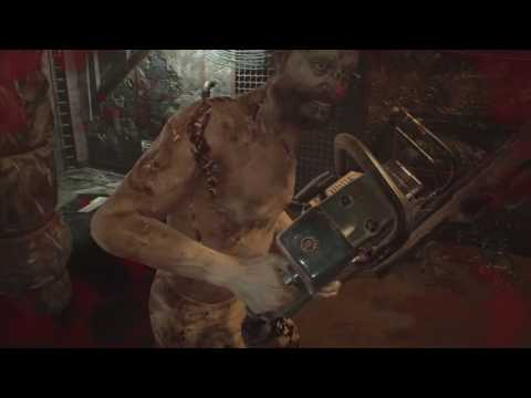 How To Beat The Jack Morgue Fight And Get The Chainsaw In Resident