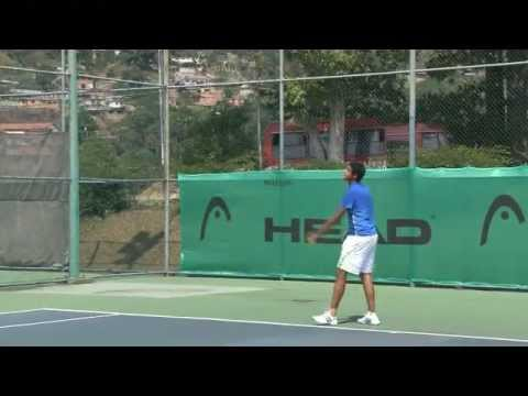 Eduardo Mendoza College Tenis Video