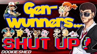5 Things Genwunners need to SHUT UP about (Pokémon)