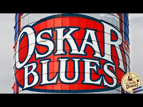 The Beer Diaries #21 Oskar Blues Brewery