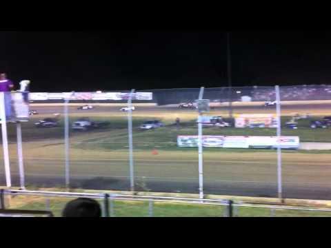 Rackers Lake Ozark Speedway 7/23/11 part 2