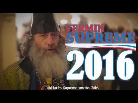 Vermin Supreme 2016