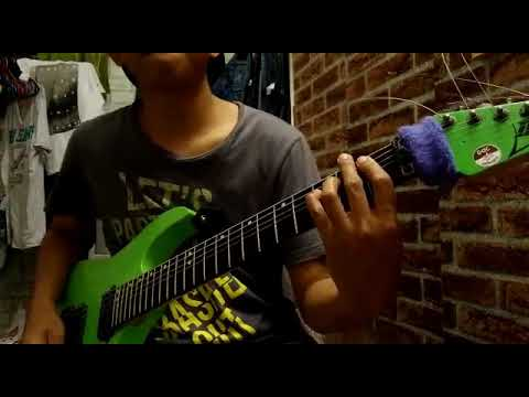solo guitar dalam benci ada rindu