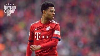 Serge Gnabry - Bayern Player Of The Season 2019 - Amazing Skills Show