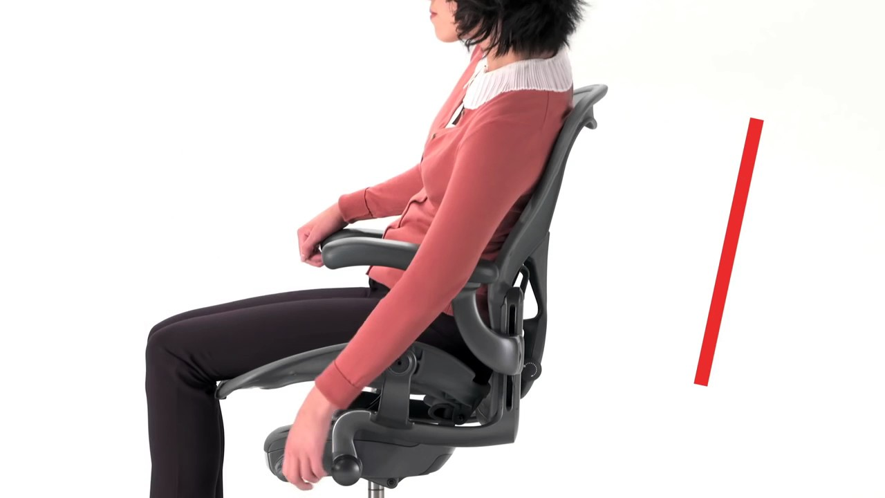 Remastered Aeron Chair Adjustment Guide 1 YouTube
