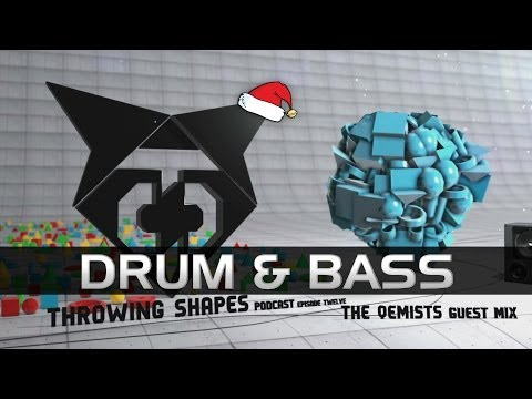 TS Podcast: The Qemists Drum & Bass Guest Mix [Episode 12]