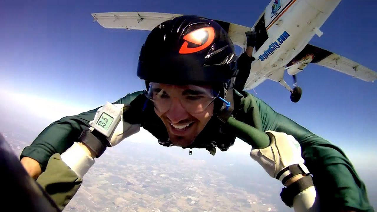 Skydive A License