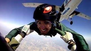 GoPro Hero 3 - Skydive A License