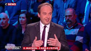 Le débat : Demain, quelle France dans quelle Europe ?