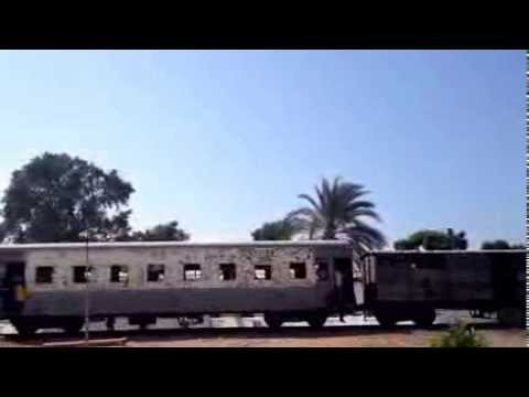 The train!!!! Djibouti