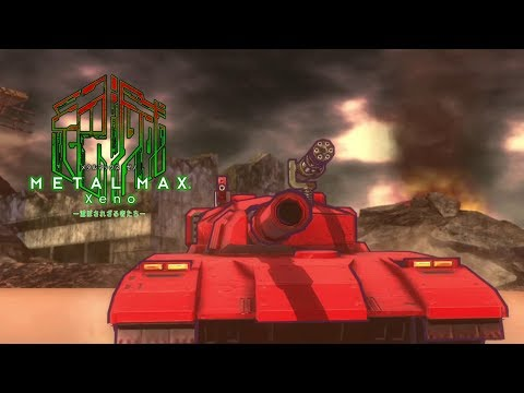 METAL MAX Xeno:Final Trailer