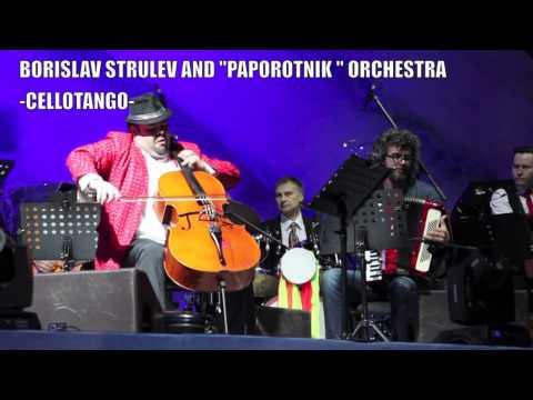 BORISLAV STRULEV AND 'PAPOROTNIK' ORCHESTRA - MARC CHAGALL SHOW - TANGO - LIVE