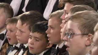 �������� ���� Вера - А. Пахмутова - Moscow Boys' Choir DEBUT ������