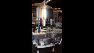 Anchor Hoking Glass Beverage Dispenser
