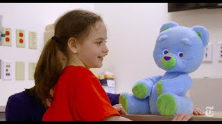The Caring Bear | Robotica | The New York Times