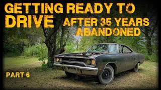 Gambar cover ABANDONED Muscle Car Revival! First Start in 35 years! -- Part 6