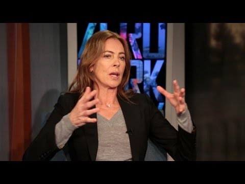 Zero Dark Thirty Director Kathryn Bigelow On Her Latest Film