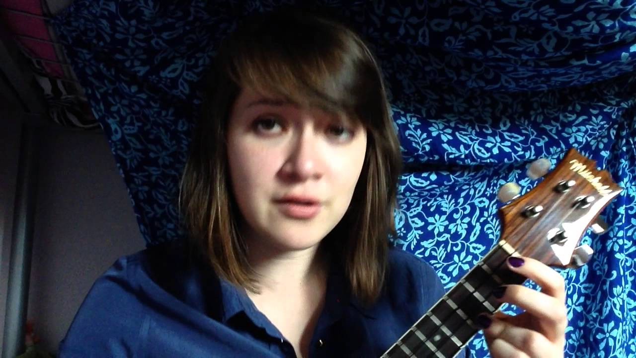 u0026quot;Giant Womanu0026quot; ukulele cover - YouTube