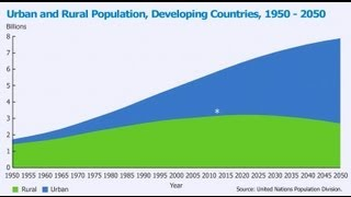 Distilled Demographics: Urbanization