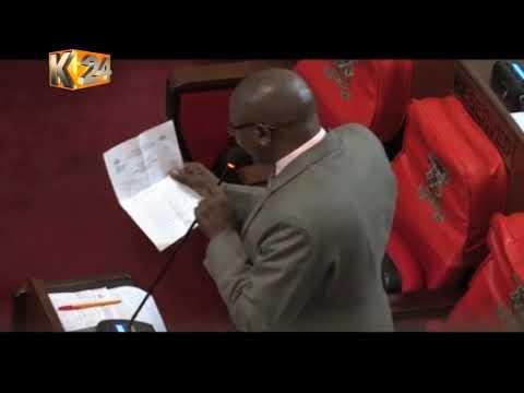 Machakos and Mombasa County Assemblies pass the controversial people's assembly Motion