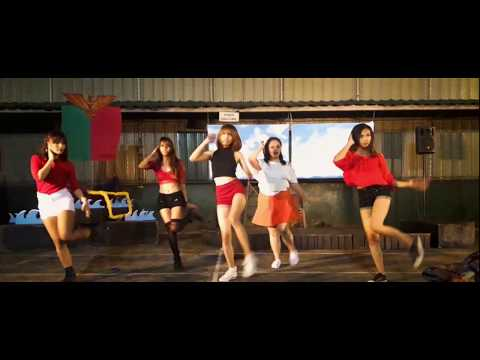 [092917] KEEP UP Dance Unit @ Salakniban 2017 - As If It's Your Last, Red Flavor, and MTBD