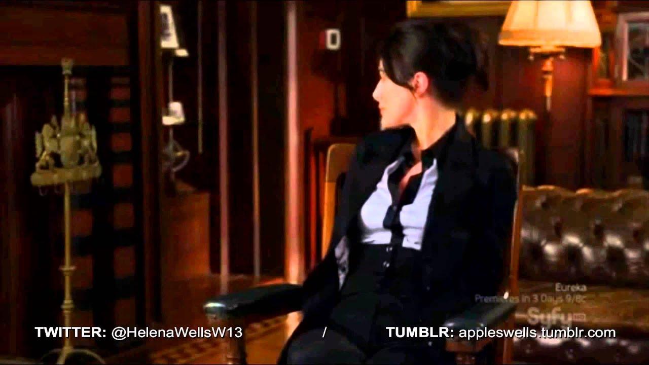 12 - H.G. Wells (Jaime Murray) - TIME WILL TELL - Warehouse 13 ...
