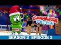 "Gummy Bear Show S2 E2 ""X'MAS ALONE"" Gummibär And Friends Christmas Home Alone"