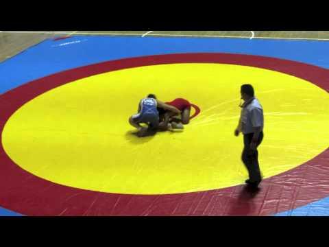2012 Cadet Pan-American Championships: 60 kg Venezuela vs Magalie Rondeau (CAN)