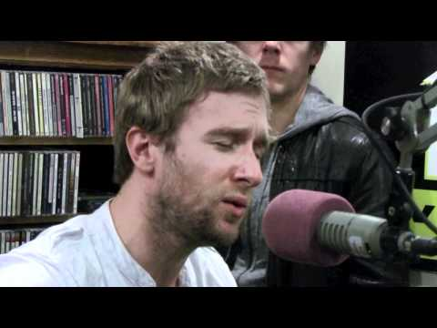 Scars on 45 - Heart on Fire - Live in the Lightning 100 studio